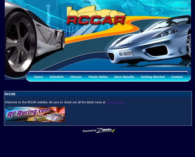 RCCAR Hobby Website (RCCAR)