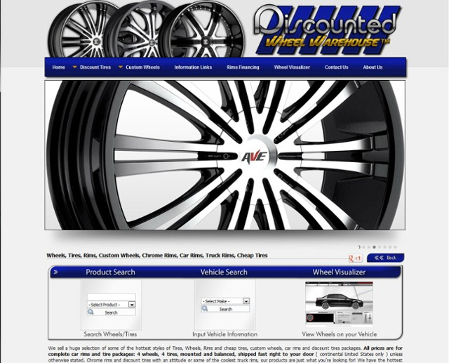 Discounted Wheel Warehouse (DWW)