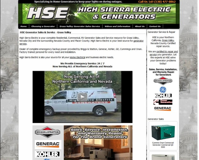 High Sierra Electric (HSE)